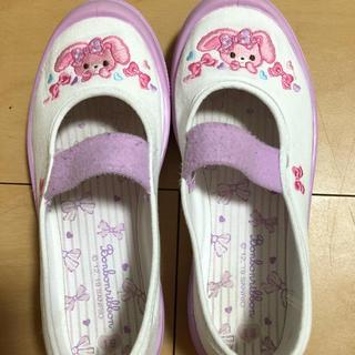 サンリオ - 女の子用上履き 19センチ