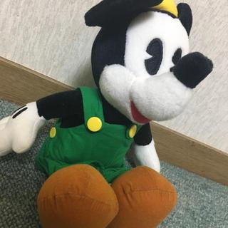 ミニーマウス(ミニーマウス)のDisney1997*ミッキーぬいぐるみ(キャラクターグッズ)