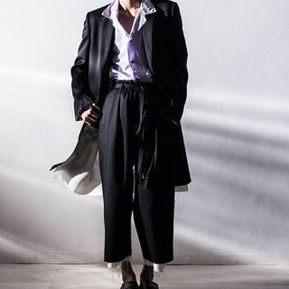 Yohji Yamamoto - sulvam 16AW ハイウエストパンツ