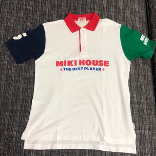 ミキハウス(mikihouse)のMIKI HOUSE ポロシャツ(ポロシャツ)