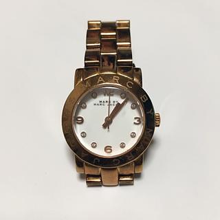マークバイマークジェイコブス(MARC BY MARC JACOBS)のマークジェイコブス♡時計 ゴールド♡MARC JACOBS♡人気♡再値下げ!(腕時計)