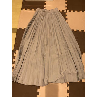 ティティベイト(titivate)のロングスカート プリーツスカート(ロングスカート)