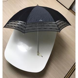 フェンディ(FENDI)のフェンディ 日傘 ブラック レース  正規品(傘)