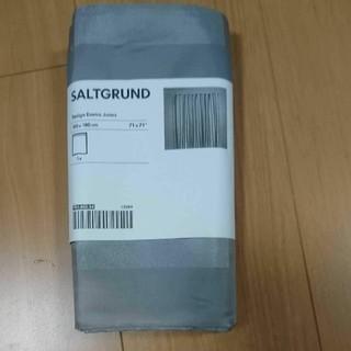 イケア(IKEA)の【未使用、未開封】IKEA SALTGRUNDシャワーカーテン(タオル/バス用品)