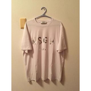 エムエスジイエム(MSGM)のMSGM Tシャツ(Tシャツ/カットソー(半袖/袖なし))
