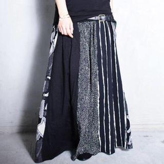 antiqua - アンティカ  切り替えスカート