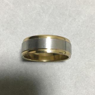 【ステンレス素材】メンズ用 リング 指輪(リング(指輪))