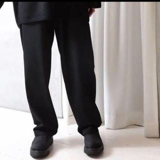 Yohji Yamamoto - Yohji Yamamoto 18ss 定番紐パン(シワギャバ)