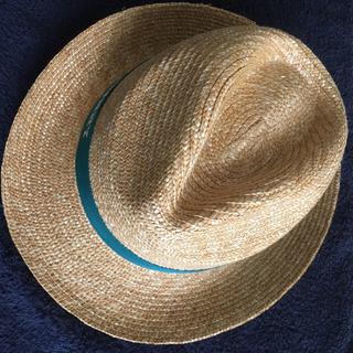 パーリーゲイツ(PEARLY GATES)のJACK BUNNY麦わら帽子 ハット(ハット)