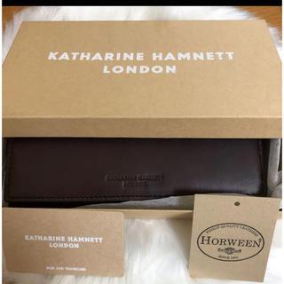 キャサリンハムネット(KATHARINE HAMNETT)のsara様専用(長財布)