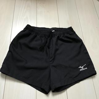 ミズノ(MIZUNO)のミズノ レディース S S 黒ショートパンツ(ショートパンツ)