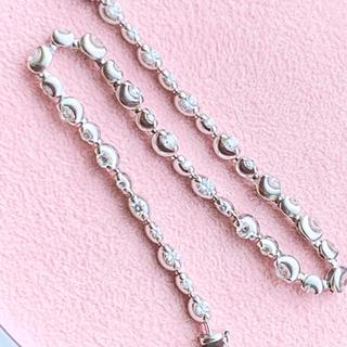 デビアス(DE BEERS)のデビアス LINE 1.65ct k18 ダイヤモンドブレスレット(ブレスレット/バングル)