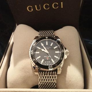 Gucci - GUCCI dive 腕時計 ダイブ