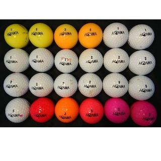 ホンマゴルフ(本間ゴルフ)の②ホンマ D1 ロストボール ゴルフボール(その他)