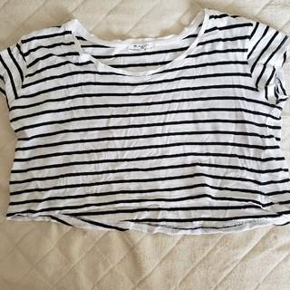 ザラ(ZARA)のシャツ(Tシャツ(半袖/袖なし))