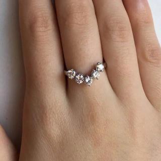 ★総額1ct★プラチナ900ベース 上質ダイヤモンドリング(リング(指輪))