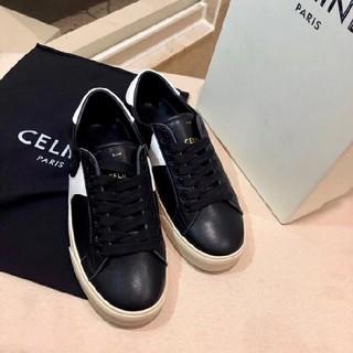 celine - Celineスニーカー美品大人気綺麗19ss