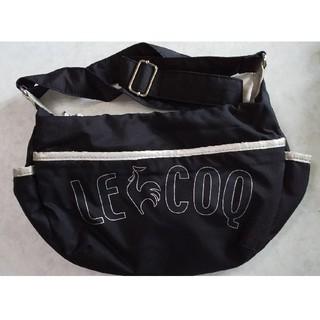 ルコックスポルティフ(le coq sportif)のle coq バック(ショルダーバッグ)