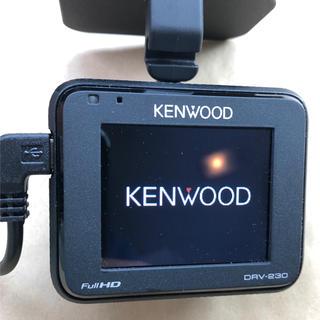KENWOOD - ドライブレコーダー ケンウッド