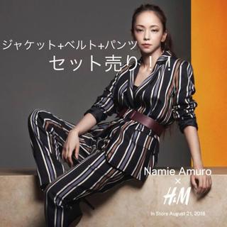 エイチアンドエム(H&M)の安室奈美恵 h&m 全身コーデ(セット/コーデ)