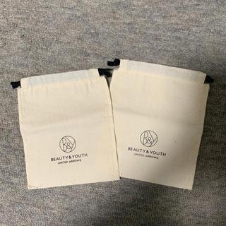 ビューティアンドユースユナイテッドアローズ(BEAUTY&YOUTH UNITED ARROWS)のショップ袋 (ショップ袋)