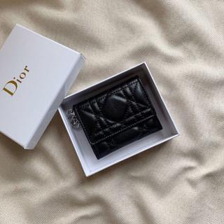 ディオール(Dior)のDior ディオール 折財布 人気(財布)