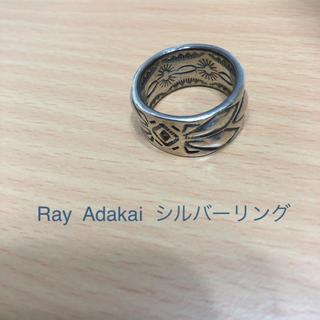 Ray  Adakai   【ナバホ族】レイアダカイ作  インディアンジュエリー(リング(指輪))