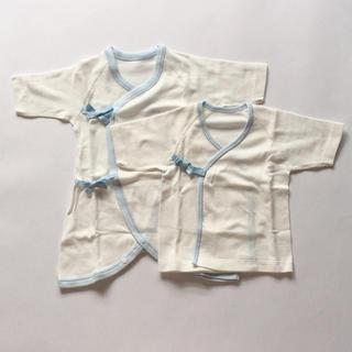 Combi mini - 8/25まで出品!コンビミニ 新生児 短肌着&コンビ肌着セット
