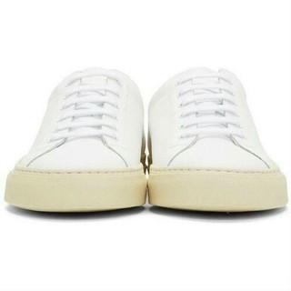 コモンプロジェクト(COMMON PROJECTS)のコモンプロジェクツCOMMON PROJECTS /ホワイト メンズ靴(スニーカー)