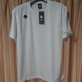 デサント(DESCENTE)のDESCENTEメンズドライワンポイントTシャツ(Tシャツ/カットソー(半袖/袖なし))