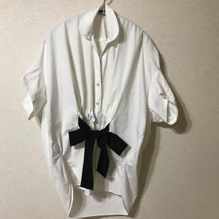サカヨリ(sakayori)のブラウス(シャツ/ブラウス(半袖/袖なし))