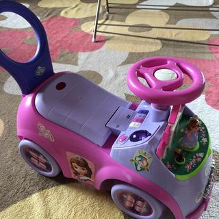 ディズニー(Disney)の手押し車 ソフィア(手押し車/カタカタ)