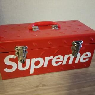 シュプリーム(Supreme)のSupreme Diamond Plate Tool Box (ケース/ボックス)