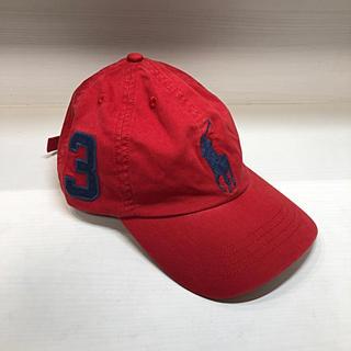 ポロラルフローレン(POLO RALPH LAUREN)のポロ ラルフローレン キッズキャップ(帽子)
