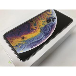 アップル(Apple)の迅速対応!新品未開封品 SIMフリー Apple iPhone XS 送料無料(スマートフォン本体)
