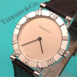 ティファニー(Tiffany & Co.)のティファニー 腕時計 アトラス メンズ(腕時計(アナログ))