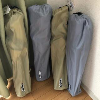 スヌーピー(SNOOPY)の【新品】スヌーピー  アウトドアチェア 4脚セット 2カラー(テーブル/チェア)