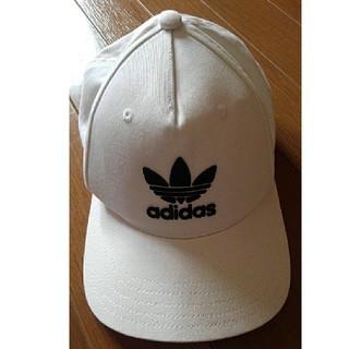 adidas - adidas アディダス キャップ 白 ホワイト