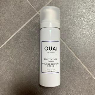 セフォラ(Sephora)の【新品未使用】ouaiドライテクスチャーフォーム(ヘアケア)