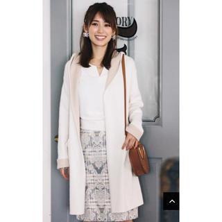 アプワイザーリッシェ(Apuweiser-riche)のapu♡チェックジャガードタイトスカート(ひざ丈スカート)