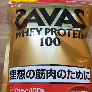 ザバス(SAVAS)のザバス ホエイプロテイン100 ココア味50食分1,050g×1袋(プロテイン)