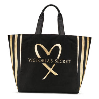 ヴィクトリアズシークレット(Victoria's Secret)のVictoria's Secret [トートバッグ -ブラック-](トートバッグ)