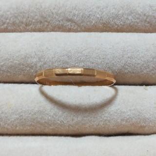 カズ様専用K18リング(リング(指輪))