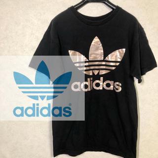 アディダス(adidas)のadidas originals Tシャツ ビッグロゴ(Tシャツ/カットソー(半袖/袖なし))