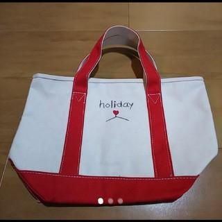 ホリデイ(holiday)のholiday トートバッグ 中古 ひゃん(トートバッグ)