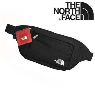 ザノースフェイス(THE NORTH FACE)のノースフェイス ウエストポーチ ボディバッグ 黒 180626(ボディーバッグ)
