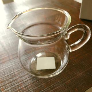 アクタス(ACTUS)の青芳製作所  CASUAL PRODUCT  耐熱ガラスジャグ 250ml(食器)