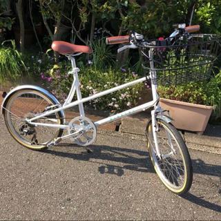 ビアンキ(Bianchi)のBianchi / ミニベロ  メルロー(自転車本体)