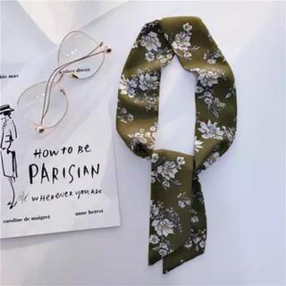 ビューティアンドユースユナイテッドアローズ(BEAUTY&YOUTH UNITED ARROWS)のVintage flower scarf No.120(バンダナ/スカーフ)