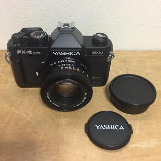 キョウセラ(京セラ)のYASHICA FX-3 super 2000  50mmレンズセット (フィルムカメラ)